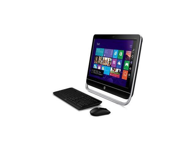 HP Pavilion 23-g116 All-in-One PC Intel Pentium G3220T (2.60GHz) 4GB DDR3 500 GB HDD 23