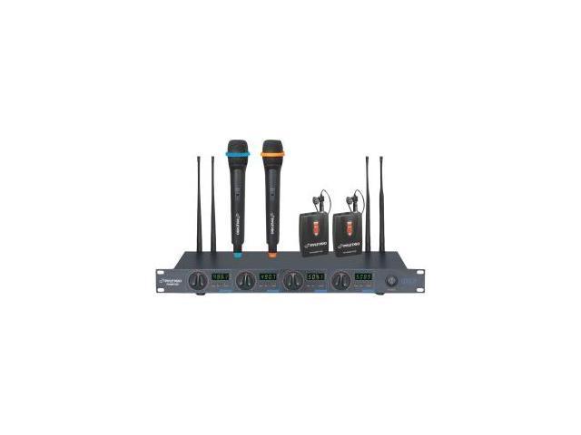 PylePro PDWM7300 Wireless Microphone System