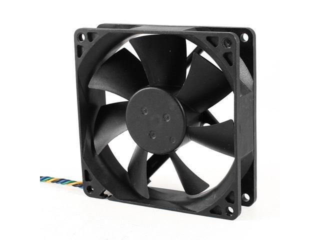 PV902512PSPF 0E 92mm x 25mm DC 12V 4 Pin PWM CPU Cooling Fan 435452-002 for HP