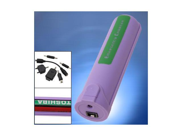 Pocket Emergency Battery Charger for Cell Phone MP3 Mp4