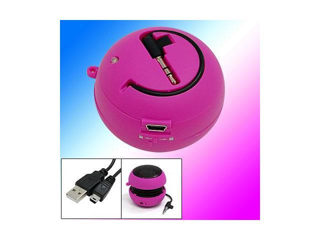 Pocket Rechargeable Mini Speaker for MP3 MP4 CD Player