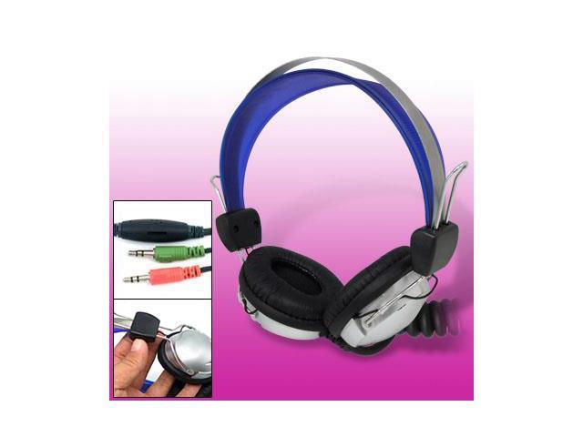 Stereo 3.5mm Microphone Headphone Earphone Headset