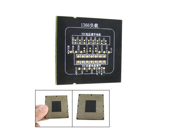 Desktop 1366 CPU Fake Loading Board Motherboard Repair