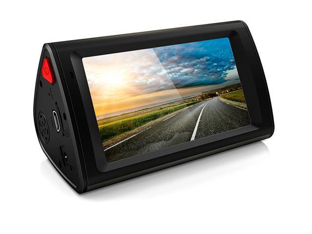 PHILIPS CVR500 Full HD 1080P 30fps DVR Car Video Recorder180° Rotatable Camera