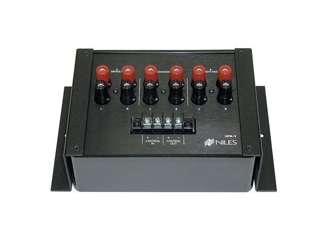 Niles SPK-1 Black (FG00240) Speaker Level A-B Switcher