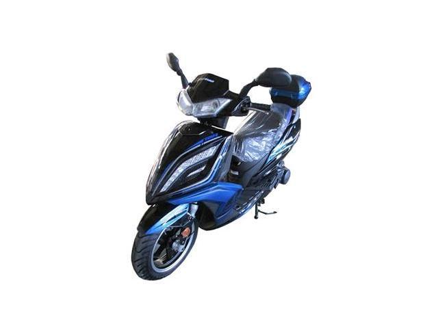 TaoTao 150cc Quantum Tour Scooter - Blue