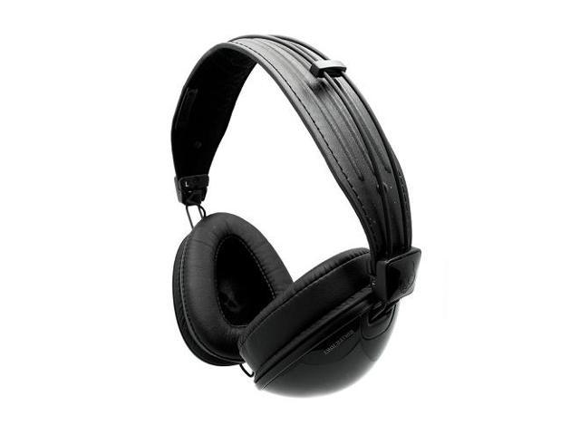 Skullcandy Aviator w/ Mic3 Lifestyle Wired Collapsible Over the Head Headphones Black