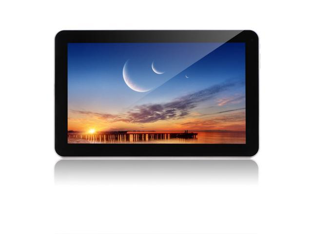 "IRULU X1s –Quad Core 10.1"" Google Android Tablet - HD IPS Screen, Quad Core (4X1.3GHz), 1G RAM, 8G NAND Flash, Bluetooth, Android 4.4, Google ..."