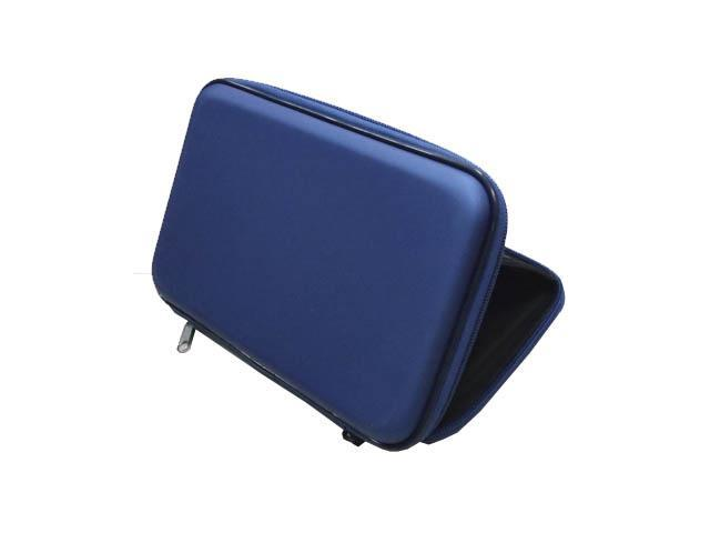 Universal Speaker Case PU Leather Foldable Cover Bag With Stereo Sounder For 7