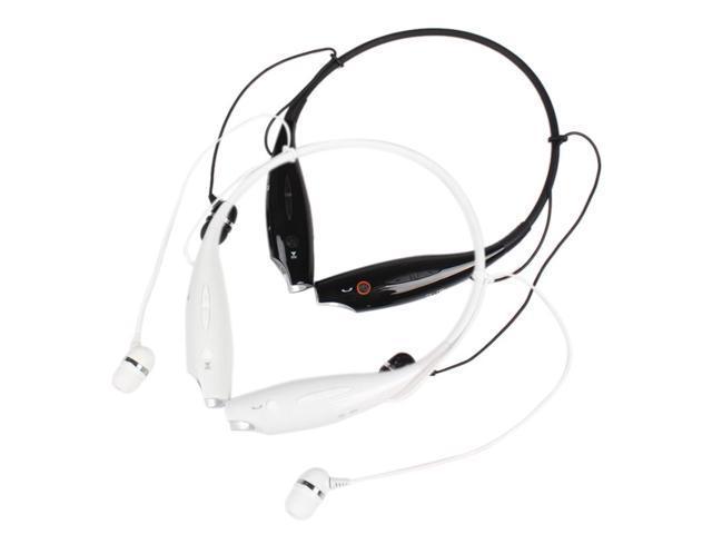 Wireless Sport Bluetooth Stereo Headset Neckband Headphone In-ear Earphone Handfree for Smart Mobile Phone