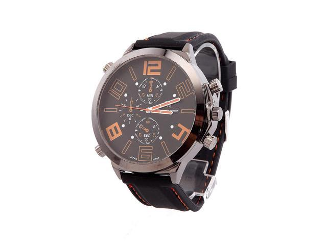 Long-term distribution of ultra-thin sports watch Waterproof fashion sports watches red