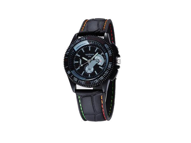 Fashion sports watches for a long time Individuality creative movement watches watches Hot Sales WeideJIEER black