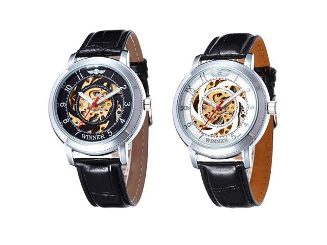 Mechanical watches Fully automatic mechanical watches Popular fashion sports watches WINNER
