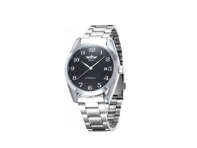 Hot Sales fully automatic mechanical watches sports watches WINNER black