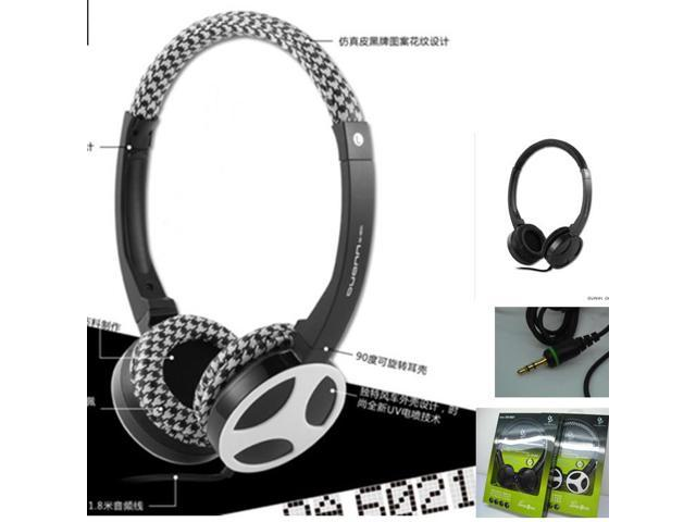 OA 6021 55 MP3 street headsets no microphone headphone For Sumsung Iphone 4\4s\5\5s\6\6 plus smartphones Ipad Notebook Table Computer