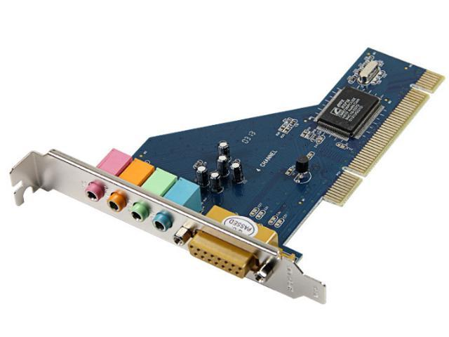 Desktop PCI sound card China Voice chassis built-in sound card