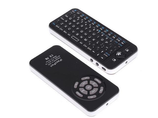 Air Keyboard triaxial gyroscope wireless keyboard 2.4G Wireless Keyboard Bluetooth Keyboard