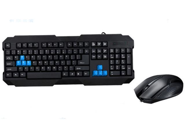 Wired USB Backlight Gaming Keyboard For Laptop Or Desktop