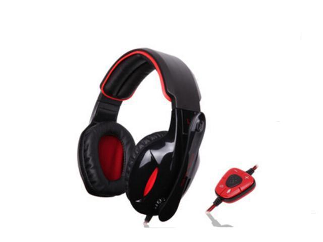 AS902 SADES PC gaming headset usb cf special luminous Gaming Headset