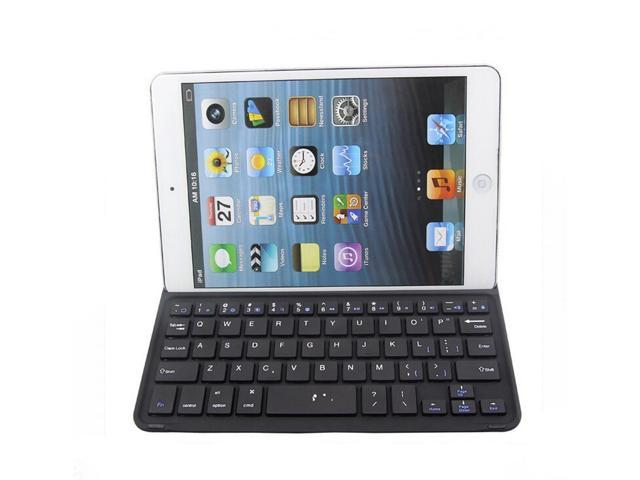 For ipad mini keyboard with magnetic stripe suction Aluminum Bluetooth Keyboard Mini Bluetooth Keyboard New