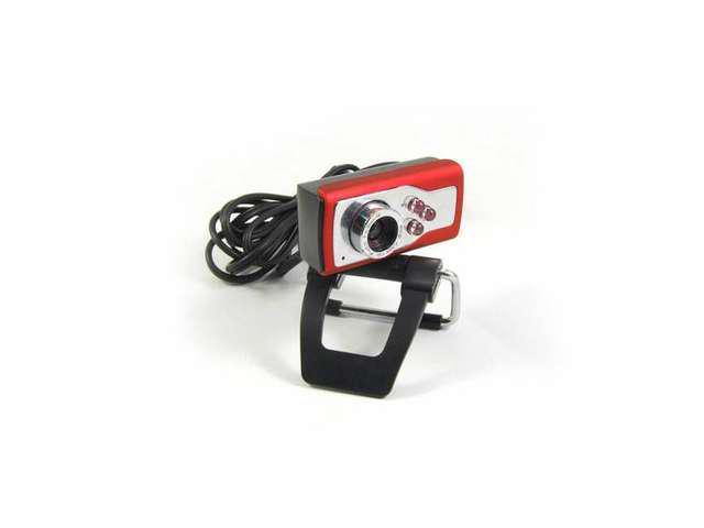 New USB2.0 Notebook Webcam w/ Night Vision
