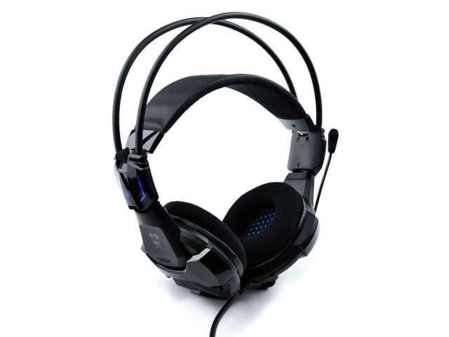 New E-Blue Cobra 707 HS707 s Headphone Headset with Microphone For PC PS3 MSN