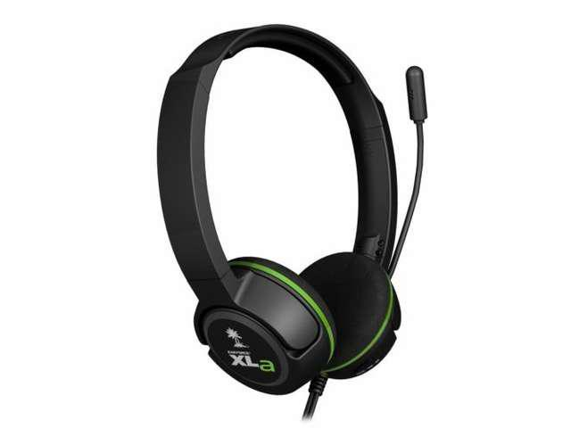 New Turtle Beach EarForce XLa Amplified Stereo USB Wired Gaming Headset for Xbox360