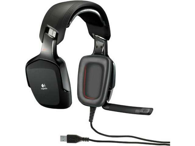 New LOGITECH 981-000116 G35 SURROUND SOUND HEADSET