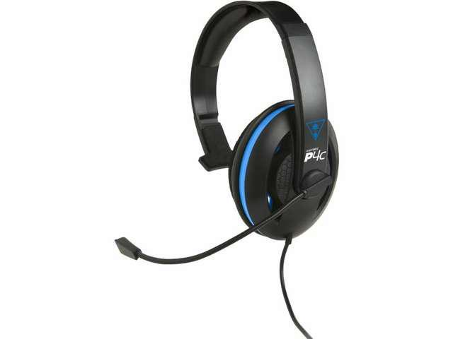 New TURTLE BEACH TBS-3245-01 EAR FORCE P4C HEADSET PS4