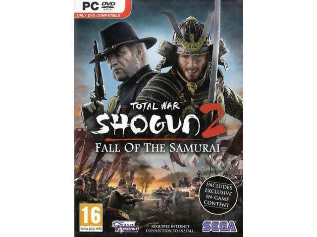TOTAL WAR SHOGUN 2 FALL OF THE SAMURAI (EXCLUSIVE IN-GAME CONTENT) for PC