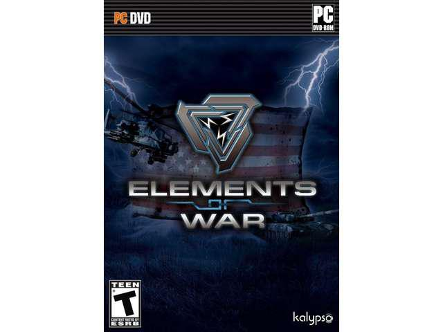 Elements of War for PC/XP/VISTA/7 SEALED NEW