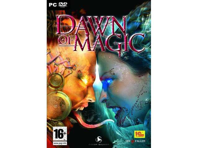 DAWN OF MAGIC for (PC DVD) SEALED