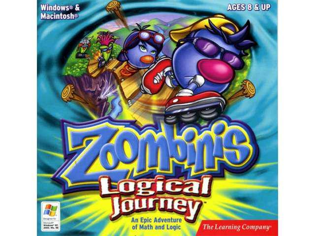 Zoombinis Logical Journey PC & MAC SEALED NEW