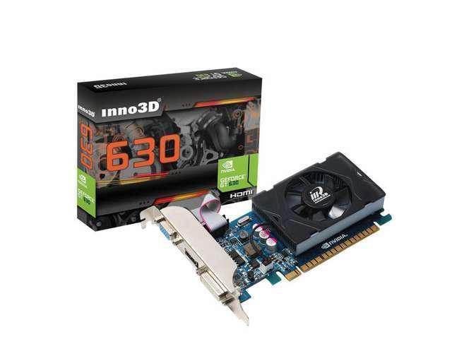 NVIDIA Geforce GT 630 2GB 128 bit DDR3 PCI Express Video Graphics Card HMDI DVI For Sale