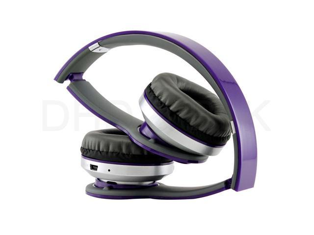 New Wireless-Earphone-Stereo-Bluetooth-Headphone-for-Mobile-Cell-Phone-Laptop-Tablet----PURPLE