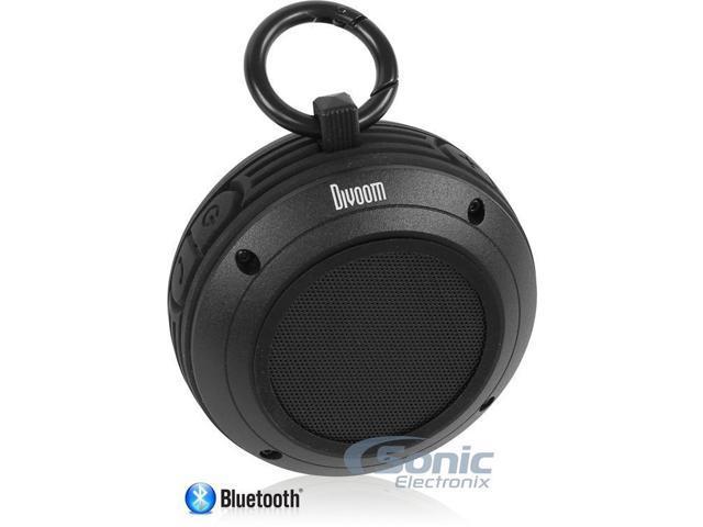 Divoom Voombox-Travel Rugged Portable Wireless Bluetooth Speaker/Speakerphone