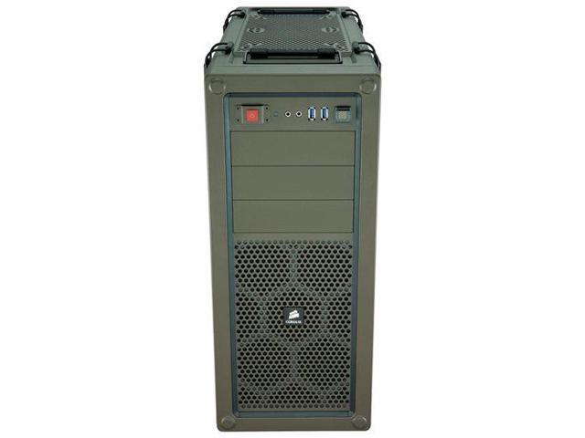 Corsair Vengeance C70 Mid-Tower Gaming Case - Military Green -- Computer Case