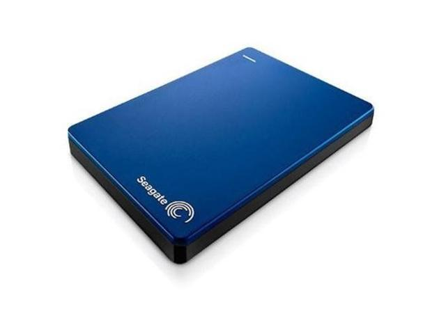 Seagate Backup Plus STDR2000102 2TB USB 3.0 Portable Hard Drive, Blue