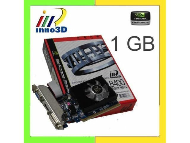 HOT New NVIDIA Geforce 9 GT 1GB PCI Express Video Graphics Card