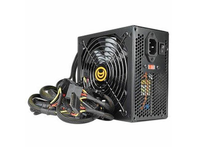 New A-Power Black 800W ATX Power Supply with 6xSATA 8-Pin PCIe (AK800)
