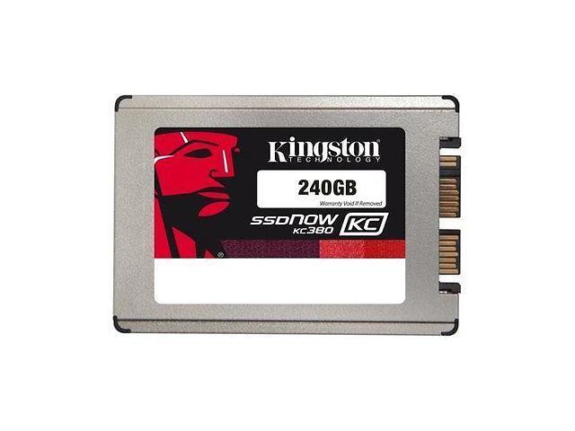 Kingston SSDNow KC380 240 GB 1.8