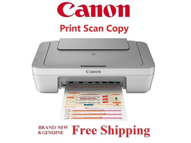 Canon PIXMA MG2520 Inkjet All-in-One Printer *Ultra Compact and Quiet* NEW-inkjet printer