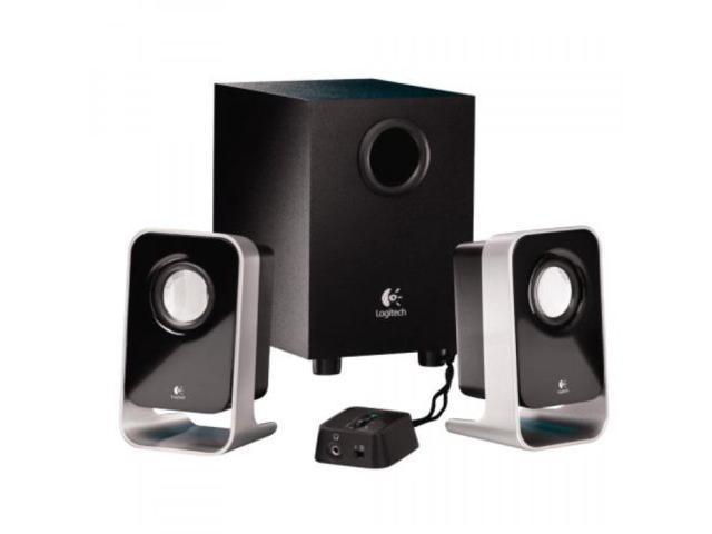 Logitech 2.1 Stereo Speaker System LS21 NEW