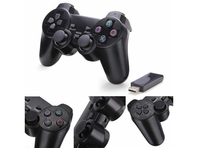 2.4GHZ USB Wireless Vibration Joystick Game Pad Controller for Android Tablet PC