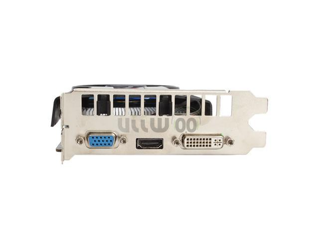 New ATI HD6570 DDR3 2GB 128bit PCI-E VGA DVI HDMI Graphics Card shipping from US