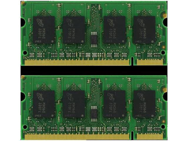 2GB kit (2X1GB) MEMORY PC2-5300 200-Pin MEMORY FOR Dell Inspiron 9300