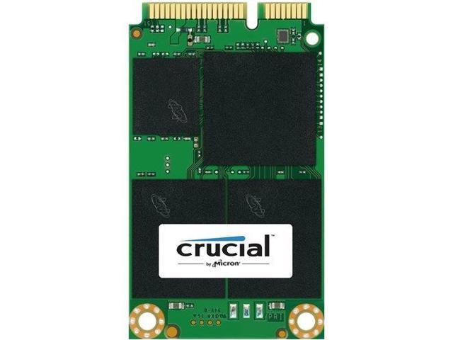 Crucial M550 512GB mSATA MLC Internal Solid State Drive (SSD)