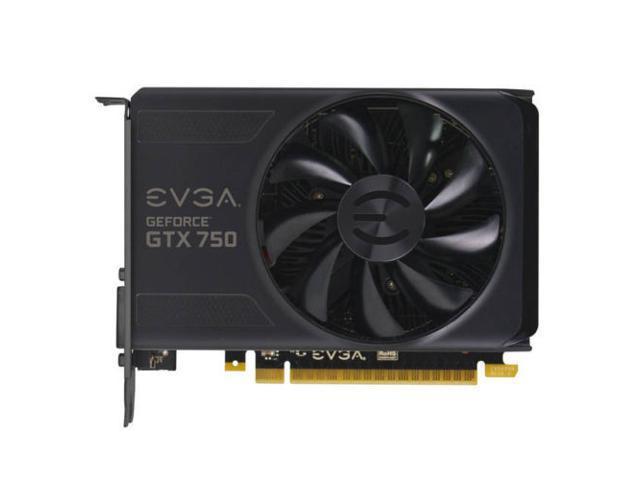GeForce GTX 750 OC 2GB GDDR5 VGA/DVI/HDMI PCI-Express Video Card