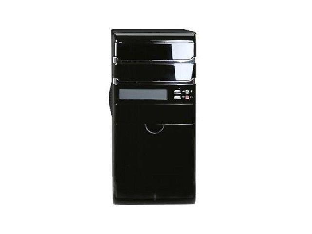 Black Ark Technology UV Coating MicroATX Mini Tower Computer Case Wn-41.
