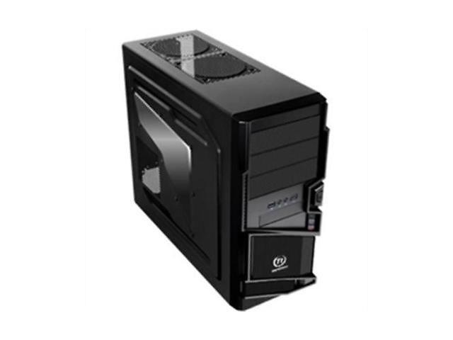 Thermaltake Case VN40001W2N-B Commander mid Tower Black USB2.0 ATX-- Computer Case